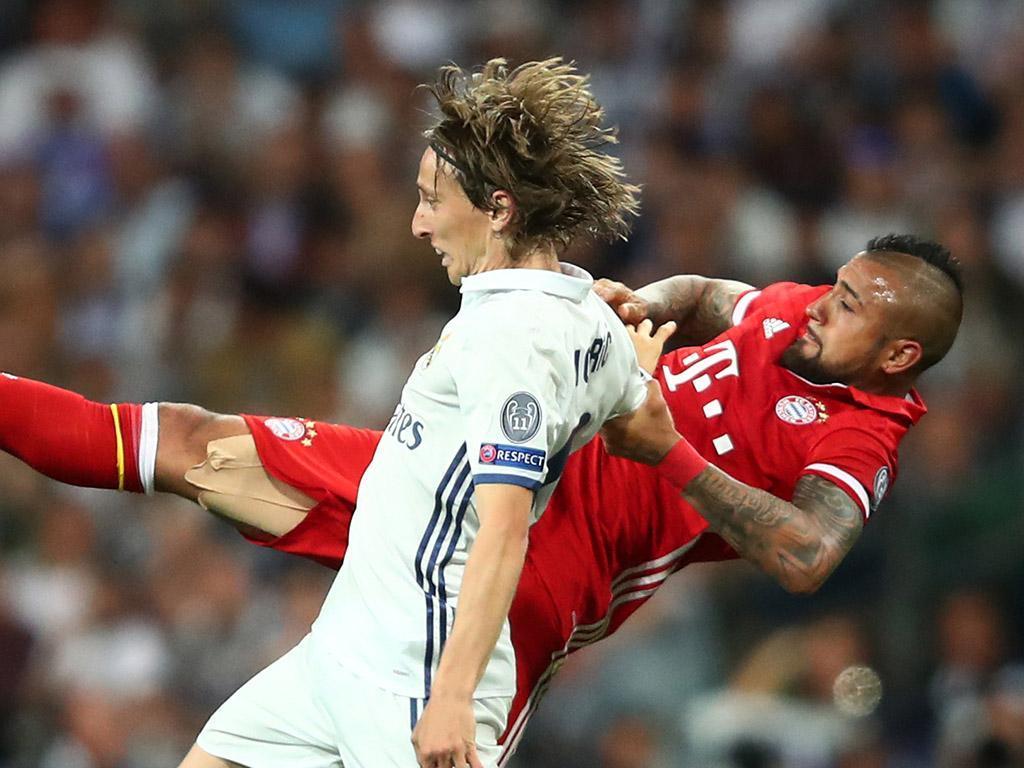 Bayern: Vidal não joga mais esta temporada