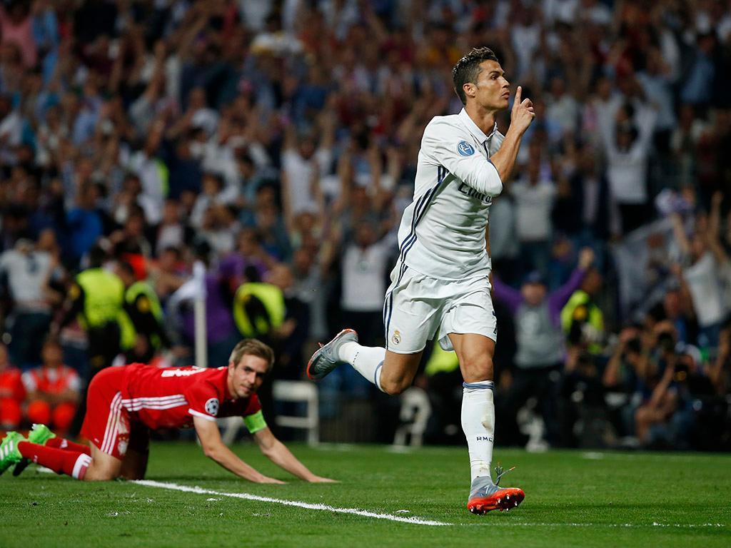 Ponto por Ponto: Ronaldo a assobiar no Jardim de Leonardo