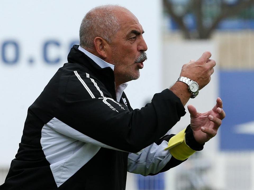 Vítor Oliveira: «Somos capazes de provocar surpresa em Braga»
