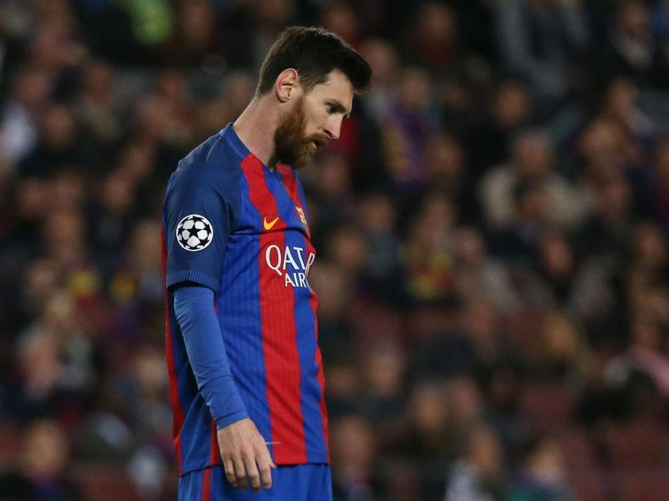 Barcelona expressa apoio a Messi depois de condenação
