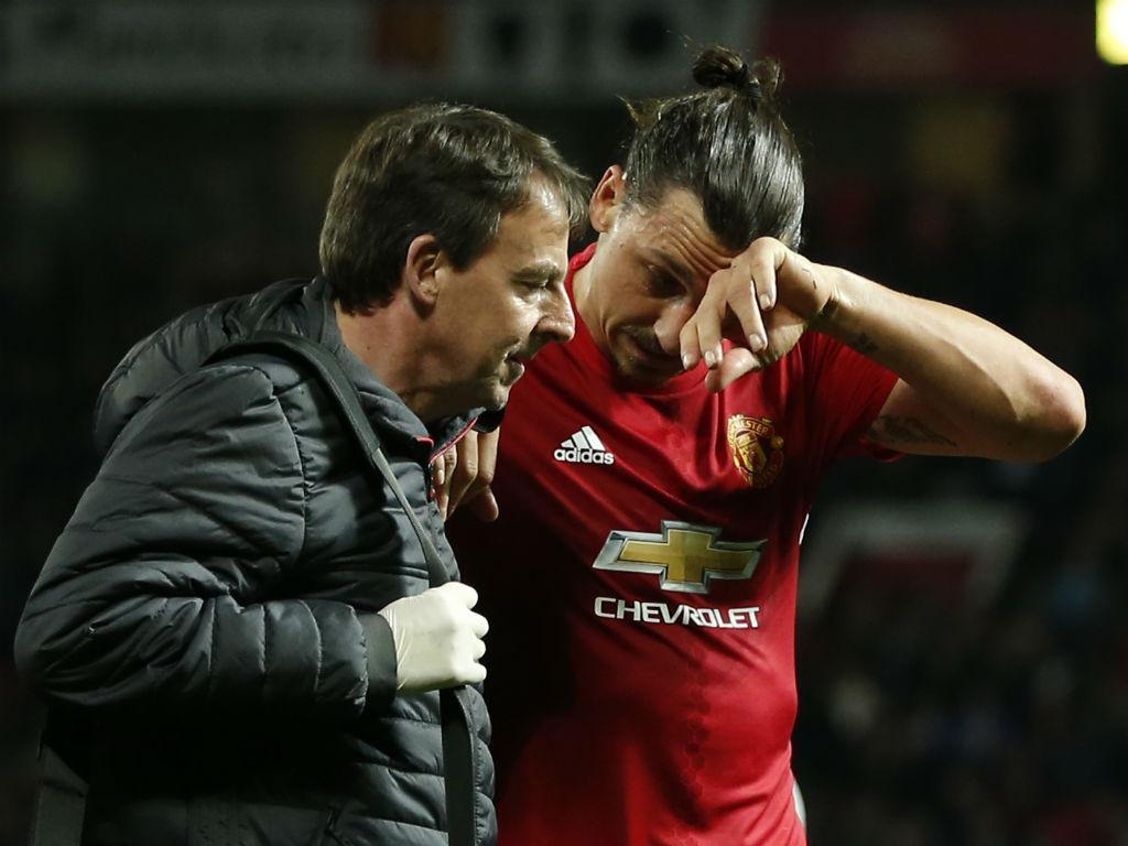 VÍDEO: a arrepiante lesão de Zlatan Ibrahimovic