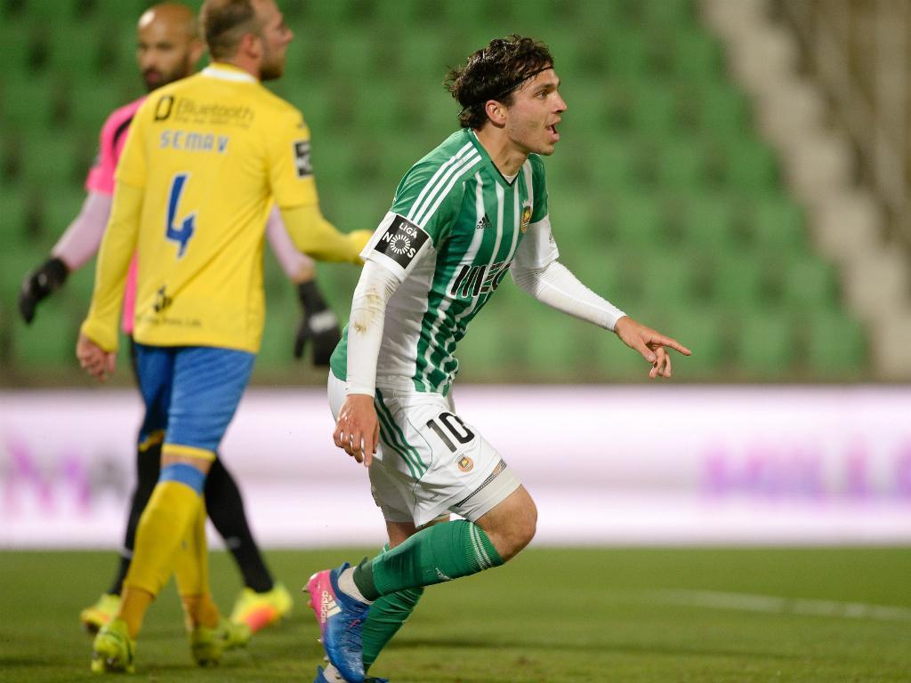 Rio Ave-Arouca, 3-0 (resultado final)