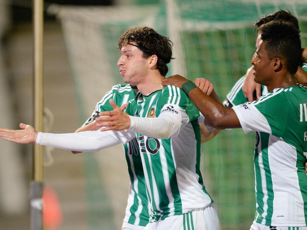 «Estou orgulhoso por estar a ser observado pelo Sporting»