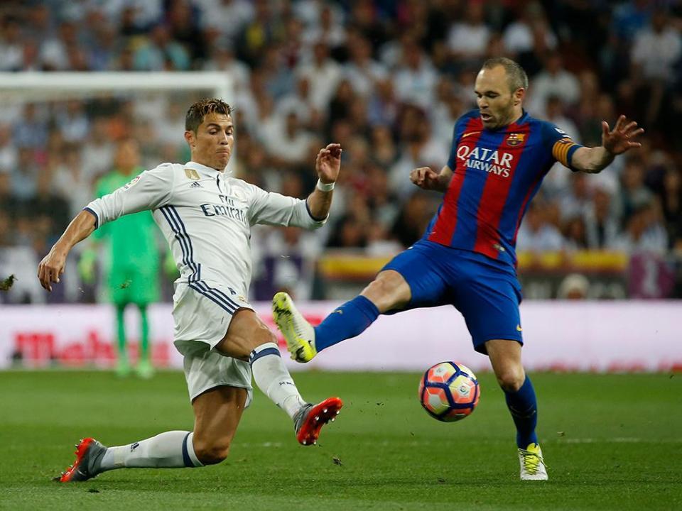 Iniesta explica por que mandou calar Ronaldo