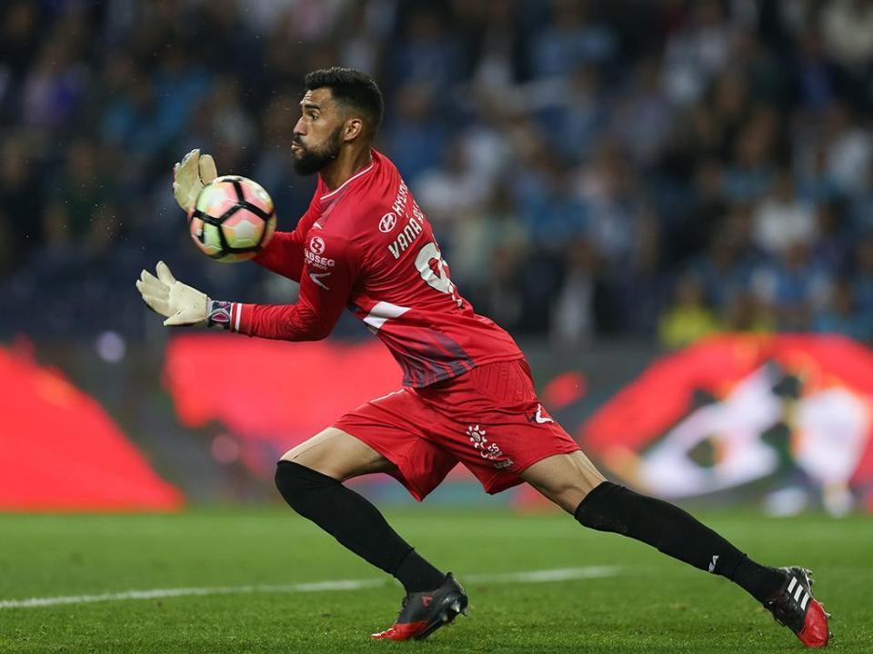 Vaná, reforço do FC Porto: «Temos uma lenda chamada Casillas»