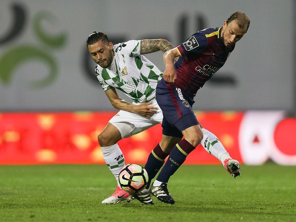 Moreirense-Desp. Chaves, 0-1 (resultado final)