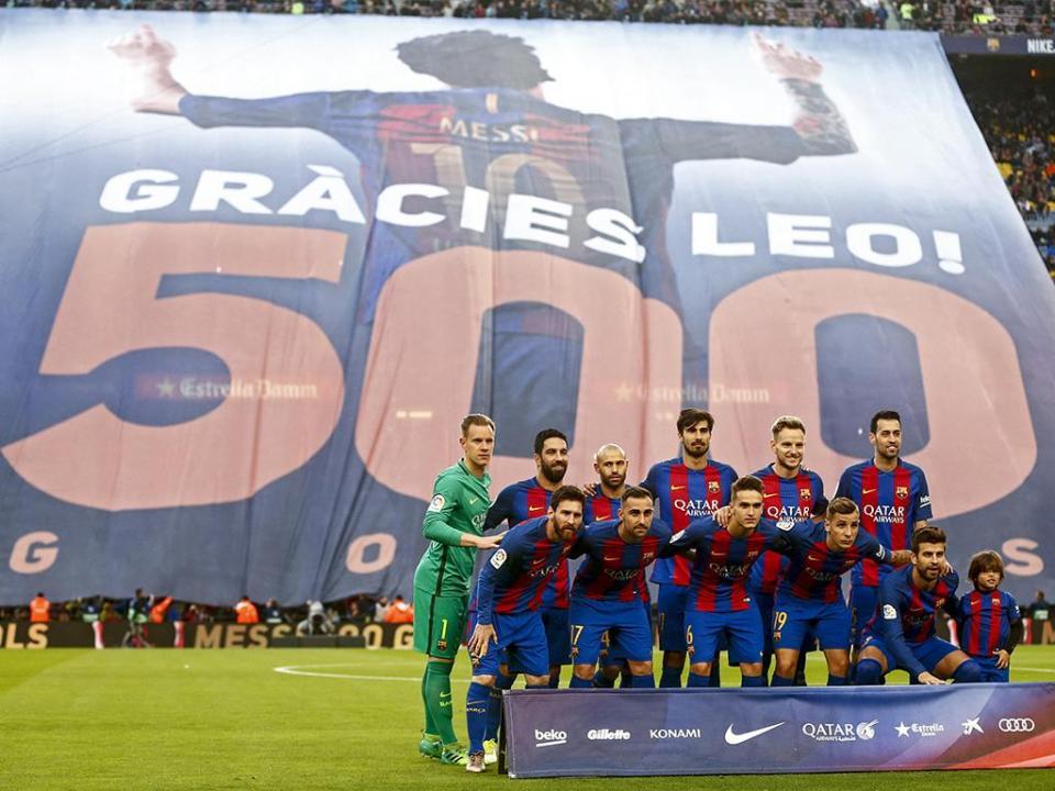 Os 10 e os deuses (nº 30): Lionel Messi