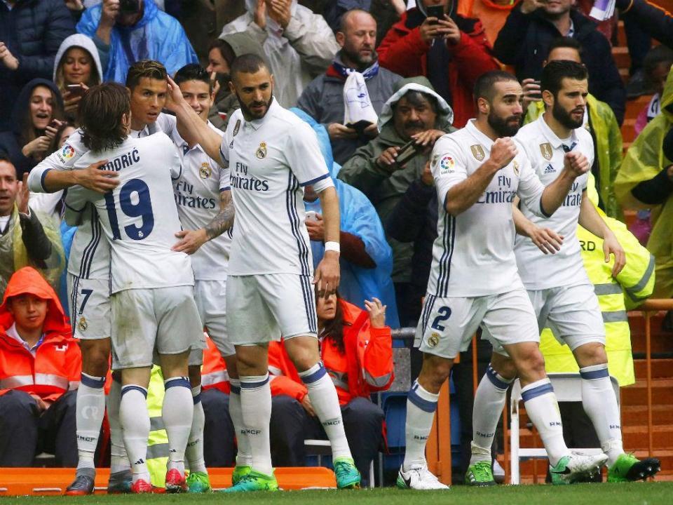 Golo 20 de Ronaldo e «milagre» de Marcelo salvam o Real ... fe7bc67e4fac7