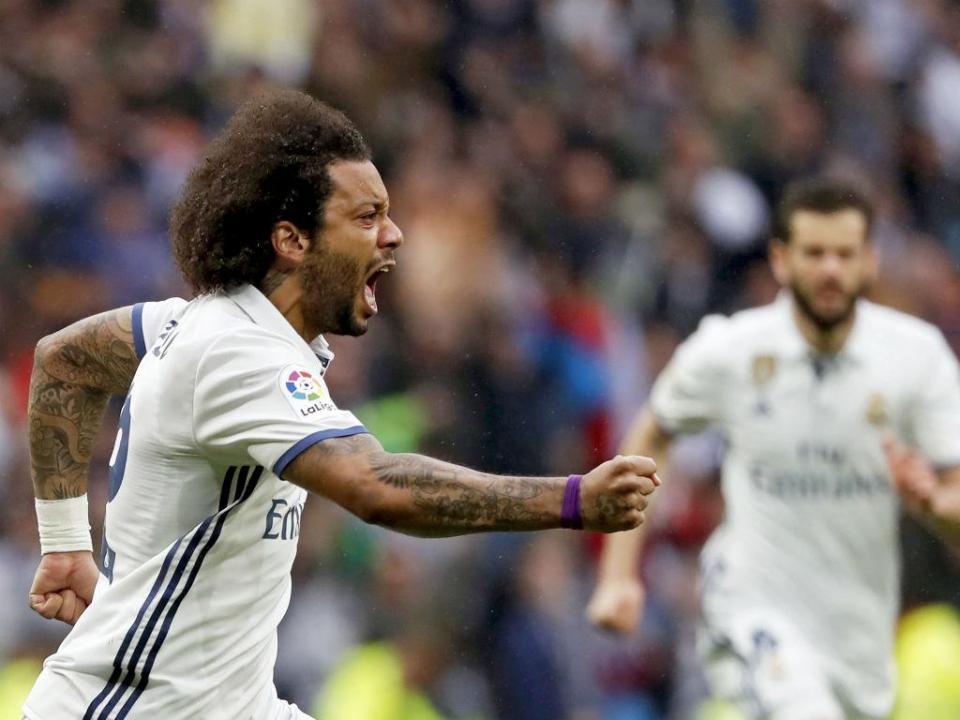 Real Madrid: Zidane poupa Marcelo para encontro com o Sevilha