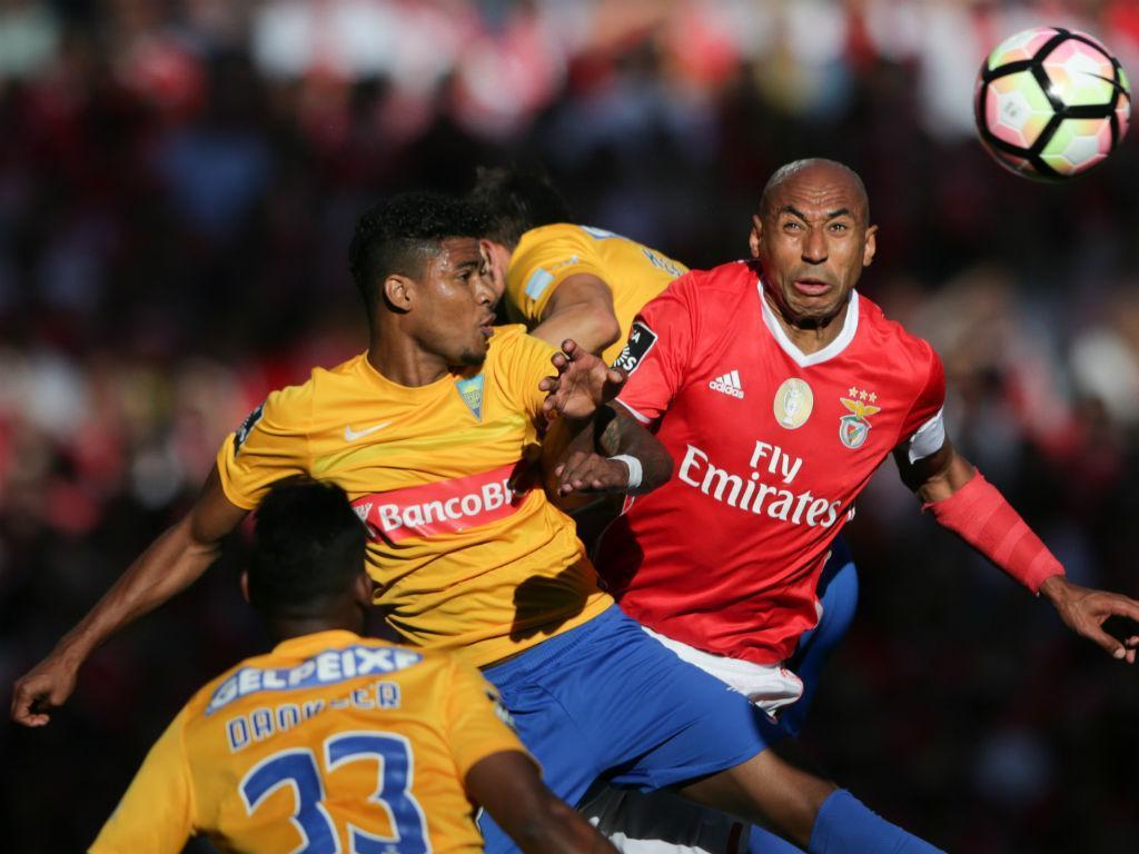 Benfica-Estoril-Praia, 3-1 — Resultado final