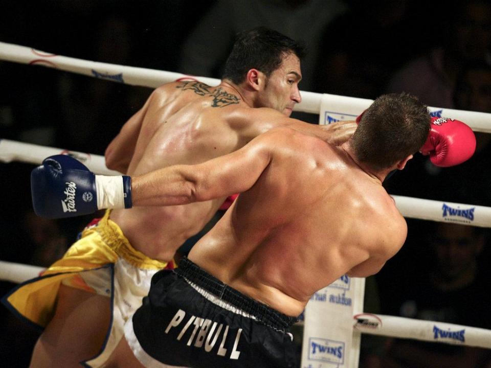 Kickboxing: prata para André Santos e Cândido Martins no Mundial
