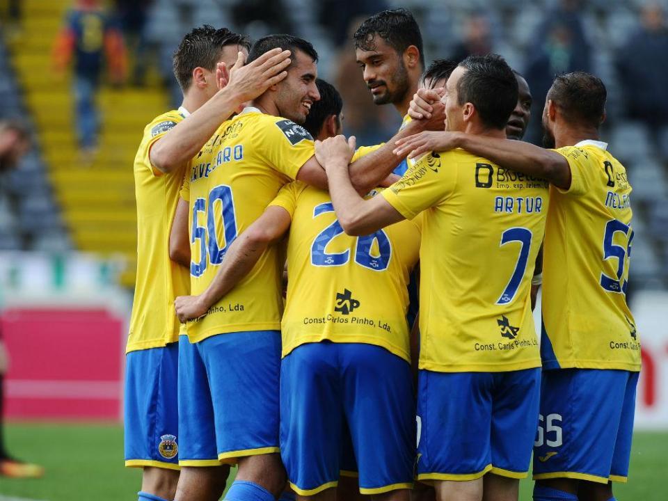 II Liga: Arouca vence em Guimarães com reviravolta