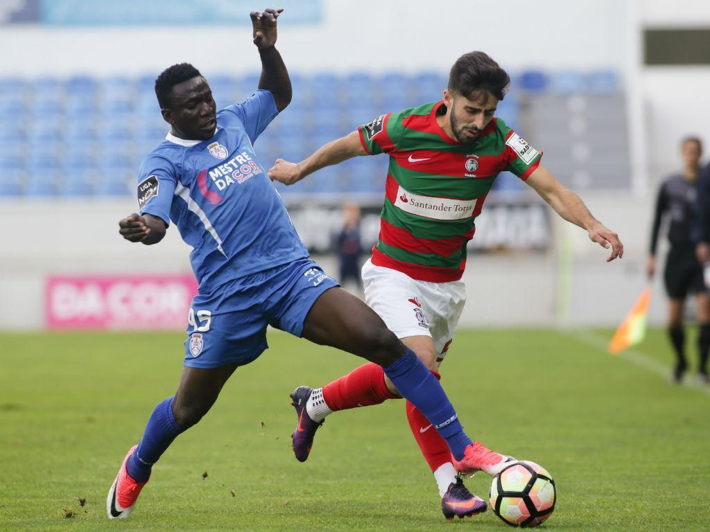Marítimo bate Feirense e deixa Braga a olhar para cima