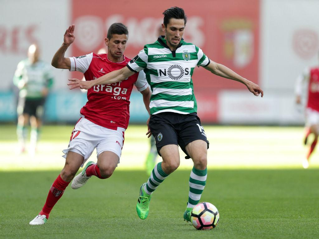 Sp. Braga-Sporting, 2-3 (resultado final)