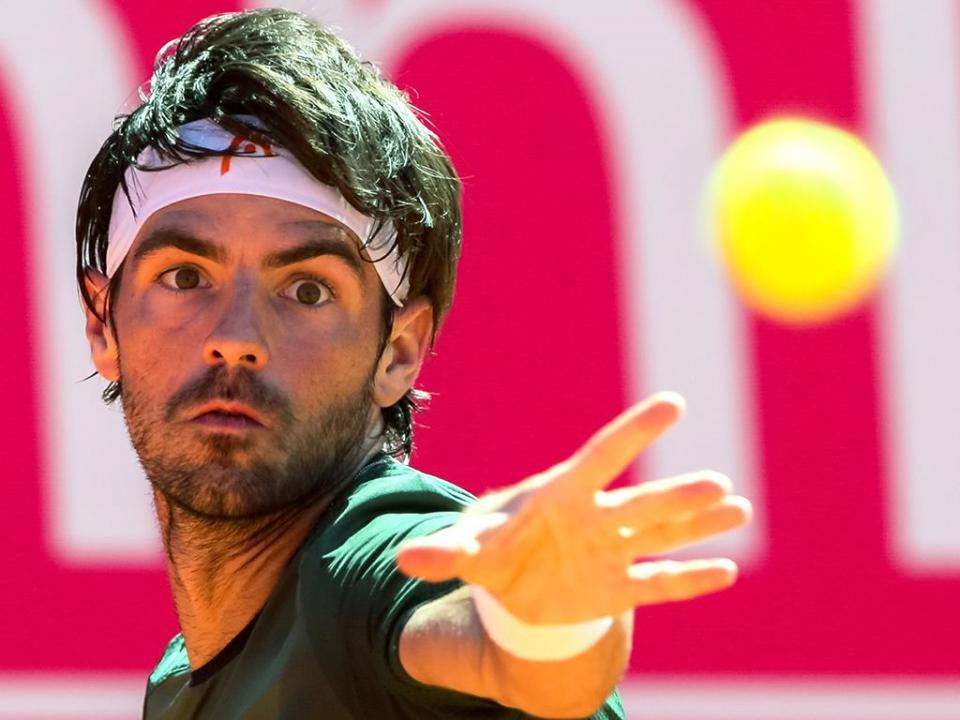 Ténis: Gastão Elias afastado na ronda inaugural em Génova