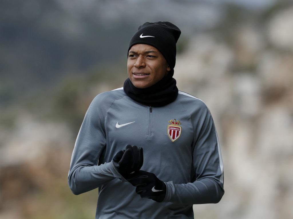 Leonardo Jardim: «Espero contar com Mbappé»