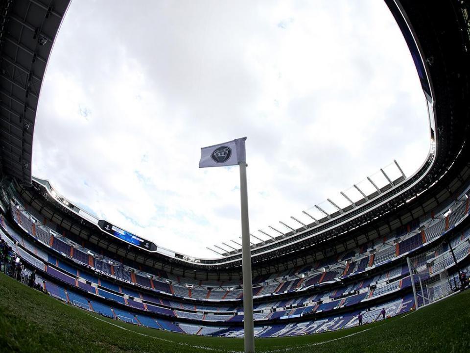 Real Madrid: luz verde para a remodelação do Santiago Bernabéu