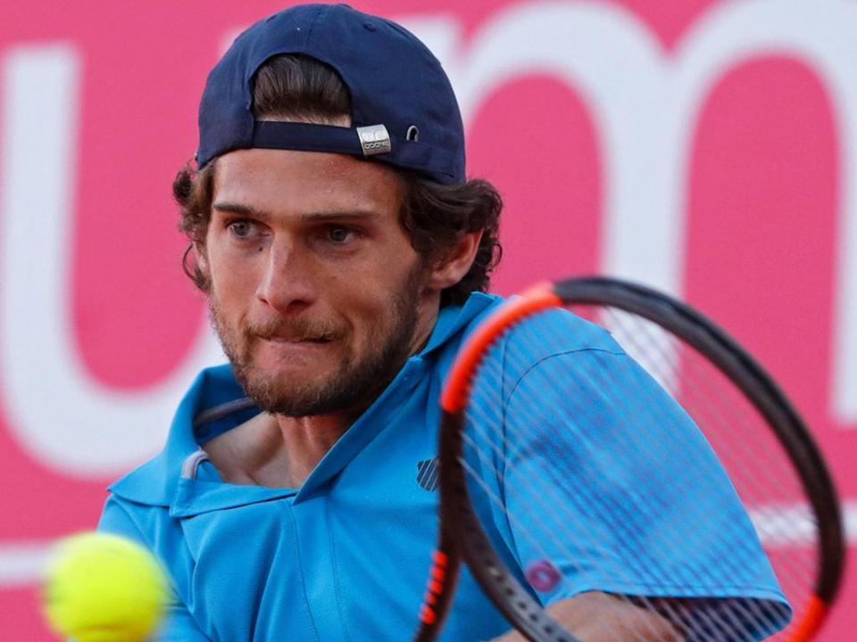 Ténis: Pedro Sousa perde final em Liberec