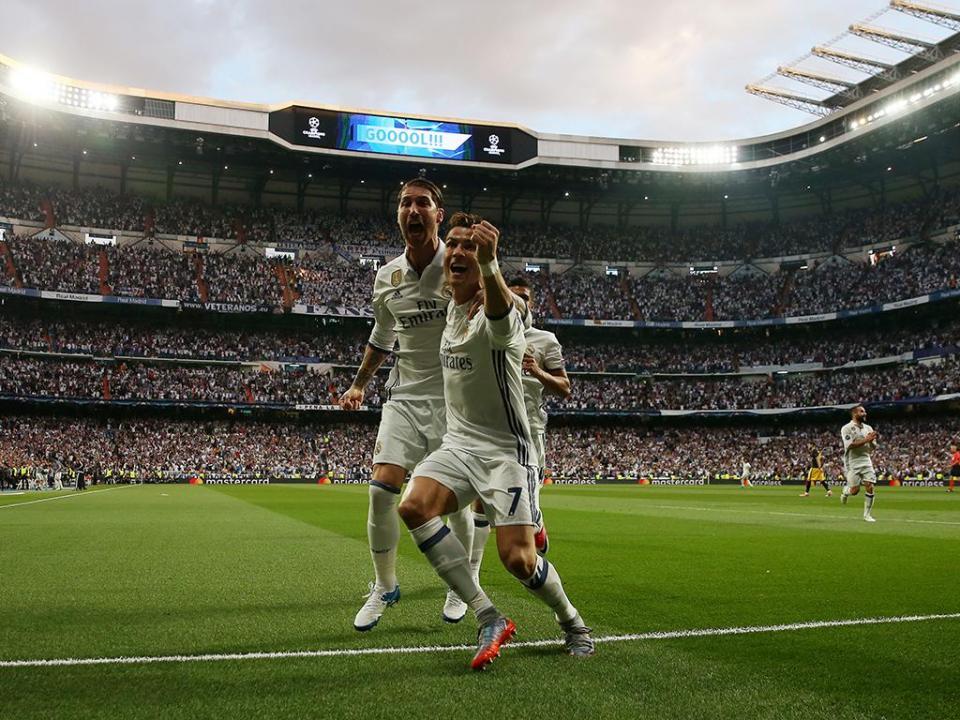 Ramos e Ronaldo: «Às vezes podemos ter discordâncias»
