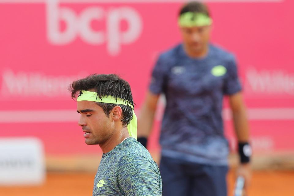 Ténis: Frederico Silva eliminado no Uzbequistão