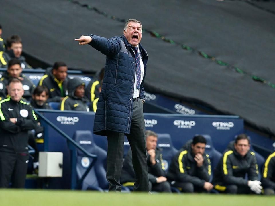 OFICIAL: Sam Allardyce novo treinador do Everton