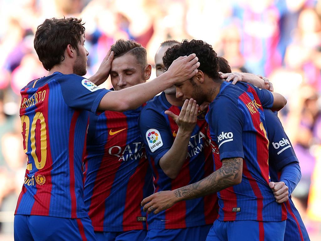 Barcelona anuncia lucro de 18 milhões de euros na última época