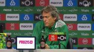 Jorge Jesus explica contratação de André Pinto