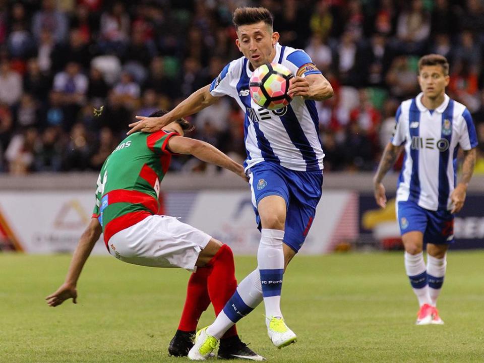 FC Porto-Marítimo: Manuel Mota é o árbitro