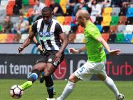 Udinese-Atalanta (Lusa)