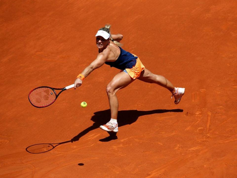 Roland Garros: Kerber eliminada na primeira ronda