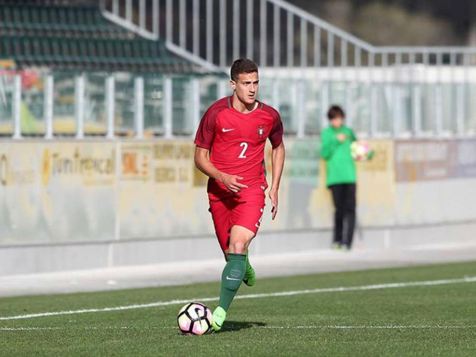 Sub-21: Dalot e Vinagre na lista de Rui Jorge