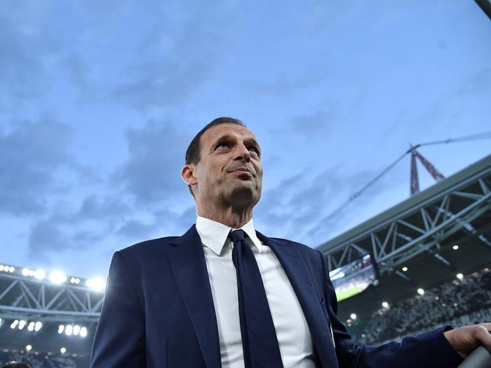 Allegri e a Juve na Champions: «Nos últimos anos só o Real fez melhor»