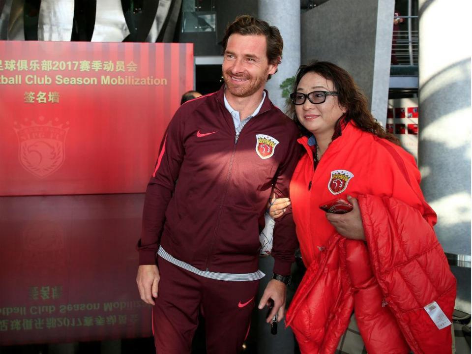OFICIAL: Villas-Boas deixa o Shanghai SIPG