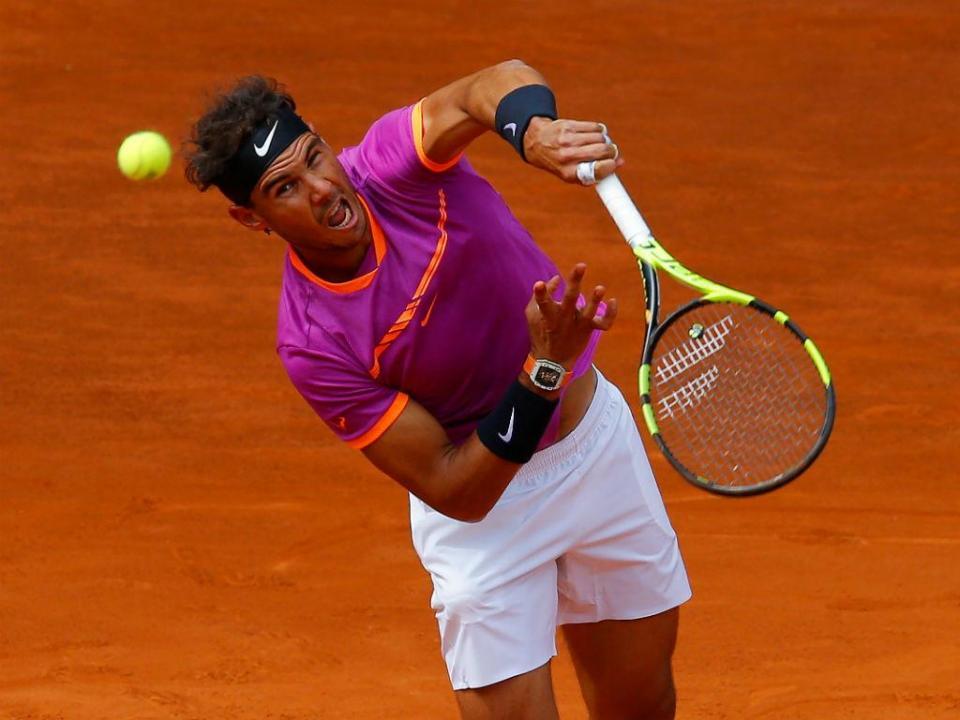 Roland Garros: Nadal arrasa carrasco de João Sousa
