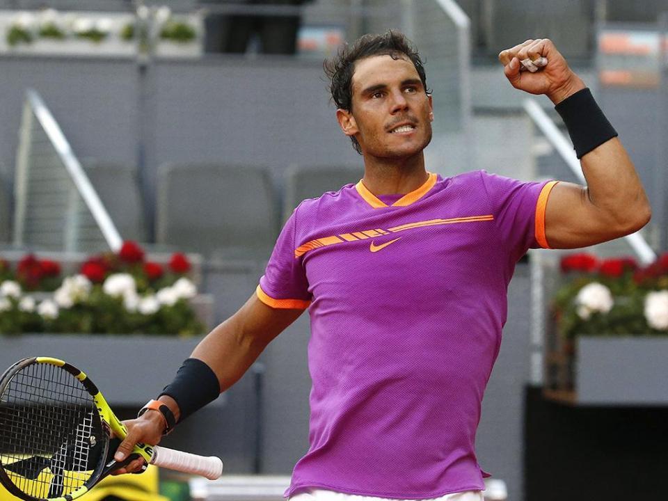 Ténis: Rafael Nadal na terceira ronda de Roland Garros