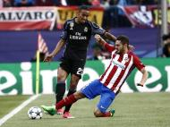 Atlético Madrid-Real Madrid (Lusa)
