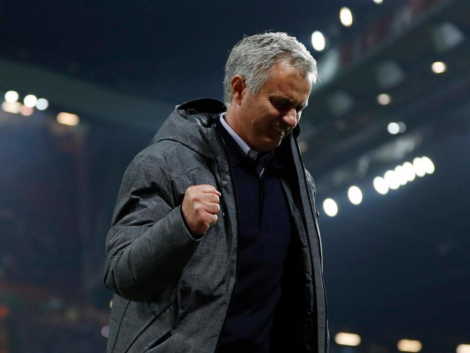 Mourinho: «De Gea só volta a jogar na pré-temporada»