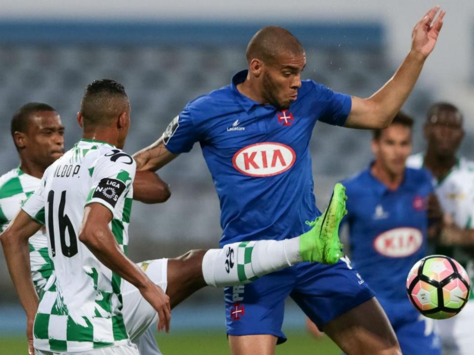 Belenenses: Domingos chama dezoito para Vila do Conde