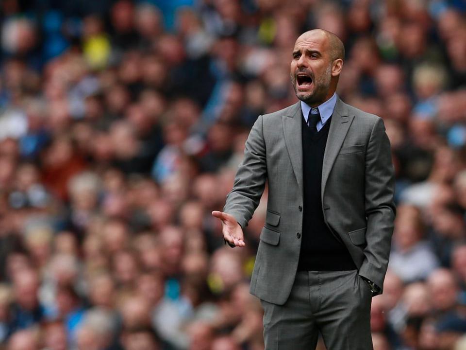 Guardiola: «Num clube grande, já estaria despedido»