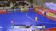 Taça de Portugal de Futsal: Benfica bate Sporting nos penáltis
