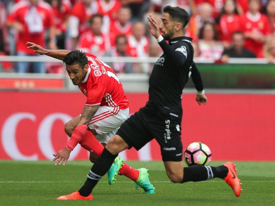 Josué avisa Benfica: «Vamos lá para tomar conta»