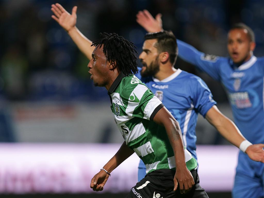 Sporting Feirense: Feirense-Sporting, 2-1 (resultado Final)