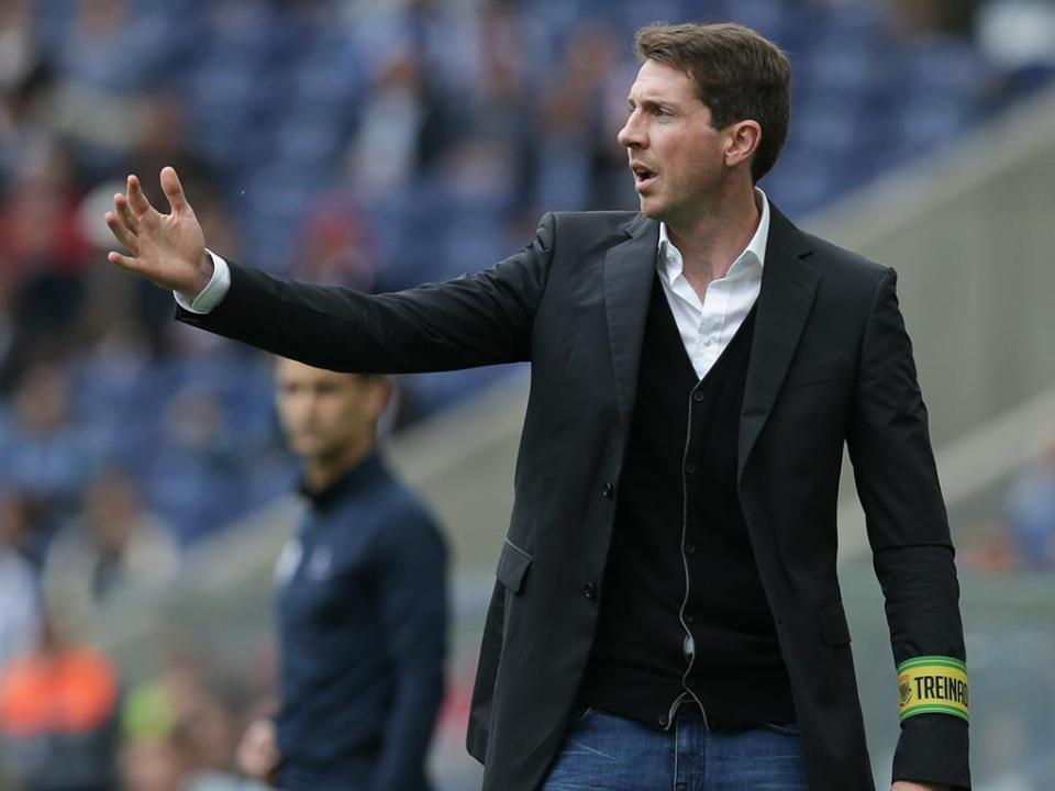 Vasco Seabra: «Foi um jogo ingrato»