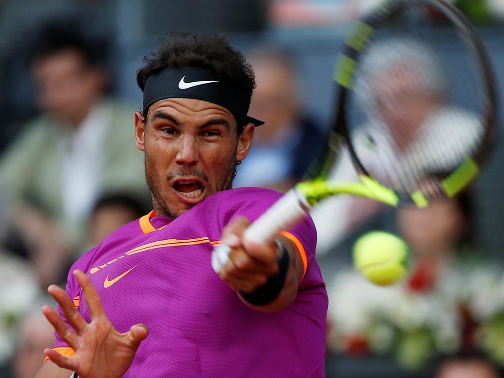 Ténis: Rafael Nadal eliminado do Masters 1000 de Roma