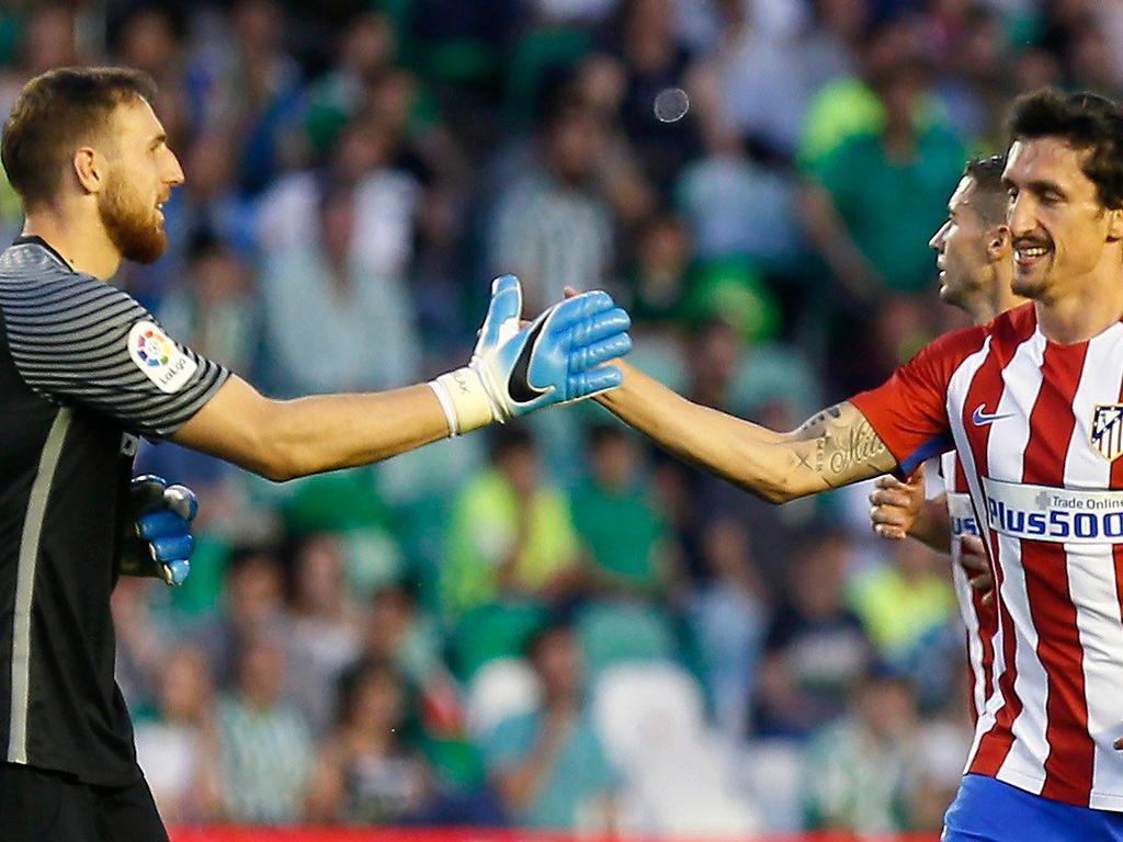 Colchoneros empatam a zero diante do Toluca — Atlético Madrid