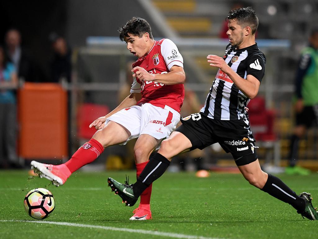 Braga B vence Nacional em jogo 'louco' com nove golos — II Liga
