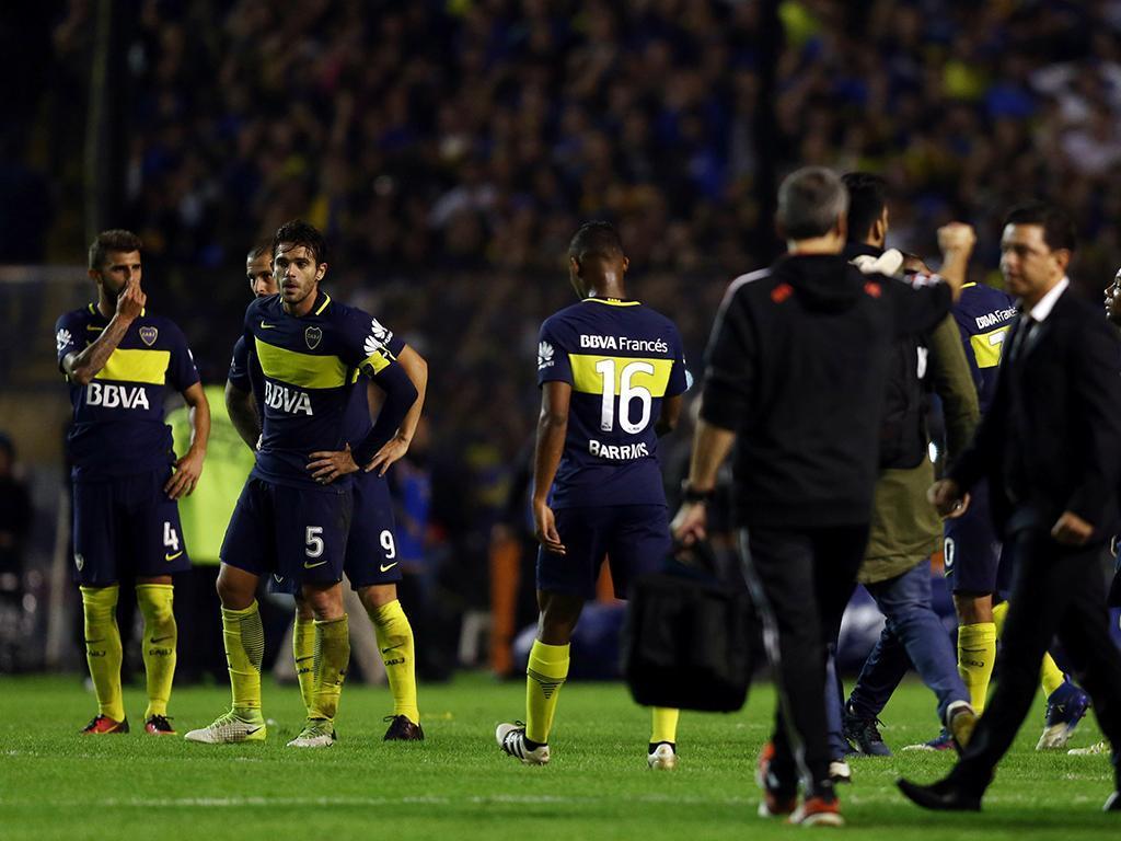 Argentina: Boca Juniors volta a perder mas não sai da liderança