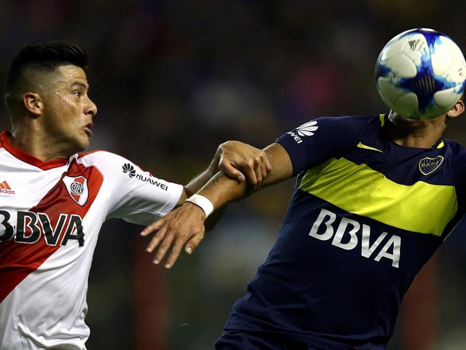 Os vídeos motivacionais de Boca Juniors e River Plate para a final
