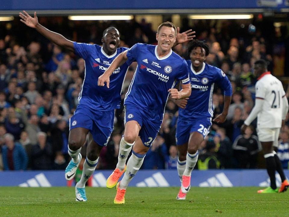 John Terry: «Tenho ambições de ser treinador»