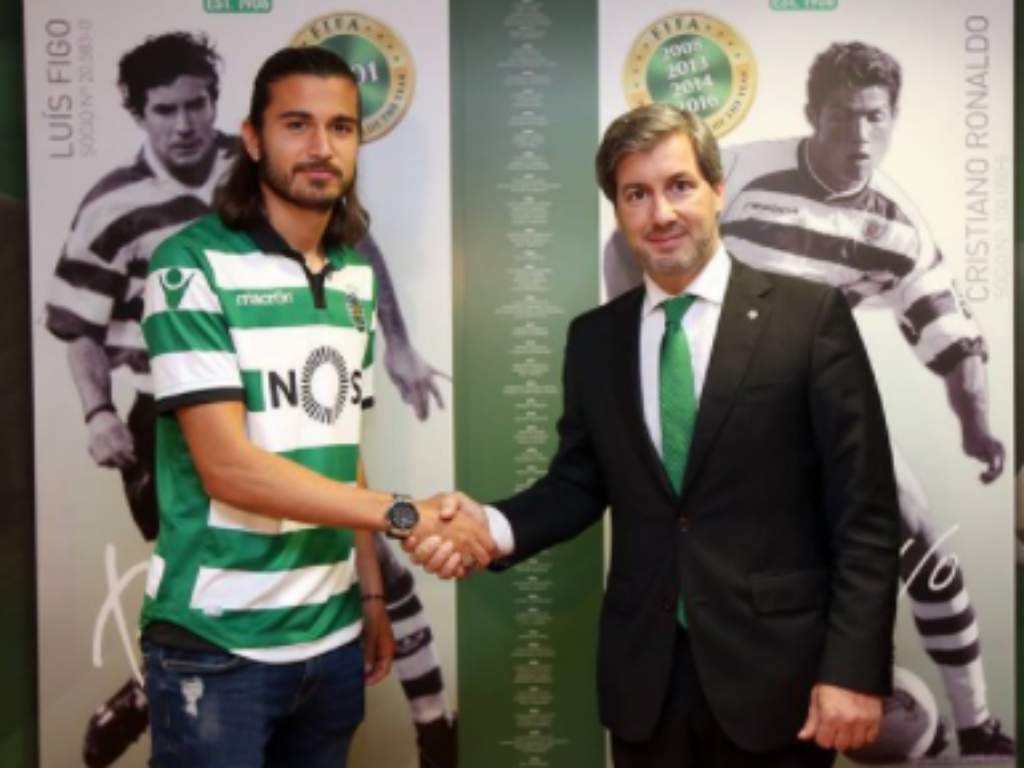 Sporting: Mattheus «empolgado e ansioso» com a mudança